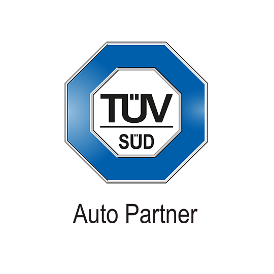 TÜV SÜD Auto Partner GmbH, Stuttgart: Deutschlandweite Vereinigung freiberuflicher Kfz-Sachverständiger. Selbstständiges, 100-prozentiges Tochterunternehmen des TÜV SÜD.