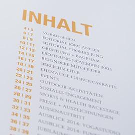 CHRONIK - SPORTS & HEALTH Fitness-Club, München Beispielbild 19_2