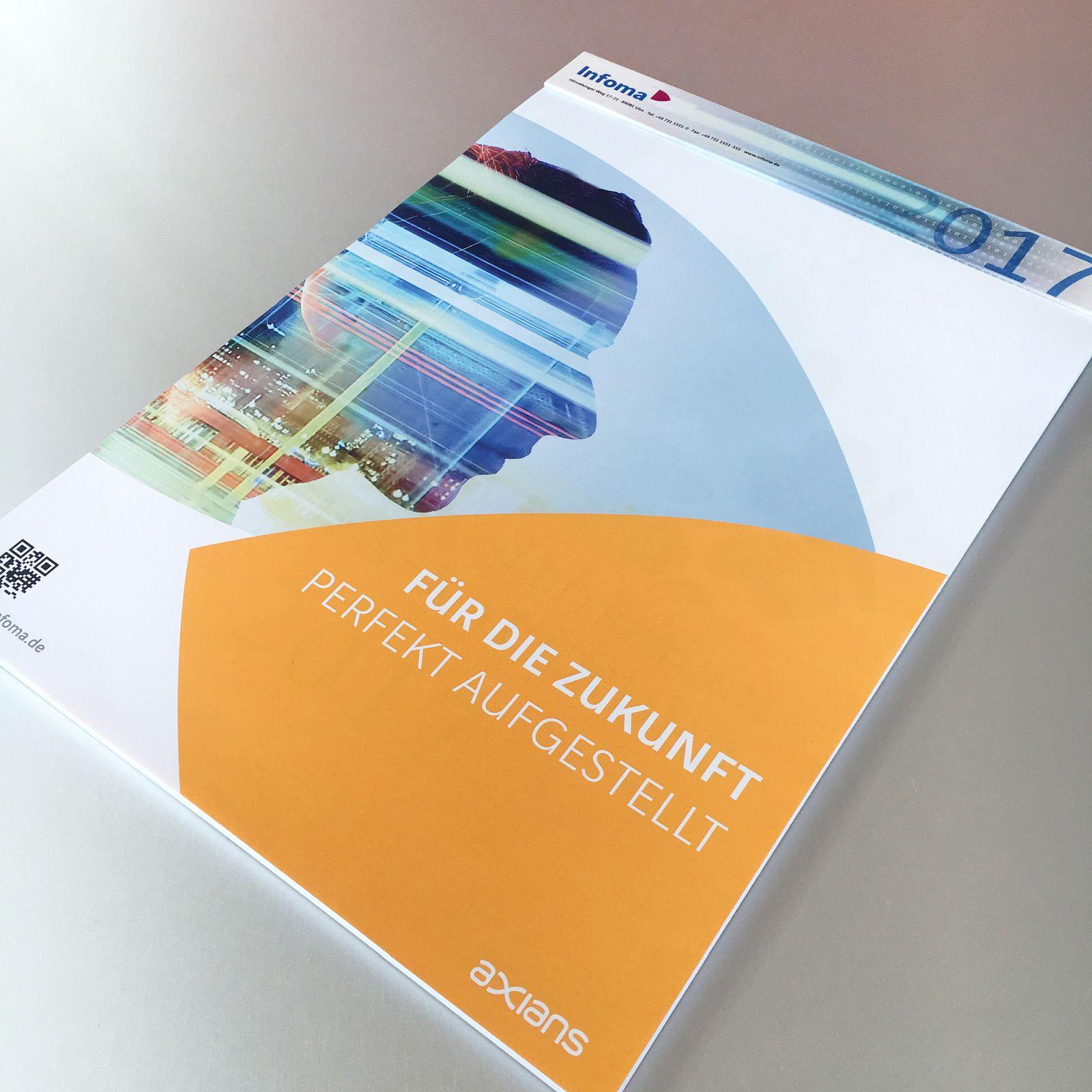 Software-Unternehmen in neuem Gewand - Aus INFOMA wird Axians Infoma GMBH Beispielbild 55_1
