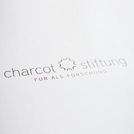 WEBSITE UND LOGO - CHARCOT-STIFTUNG, ULM Beispielbild klein