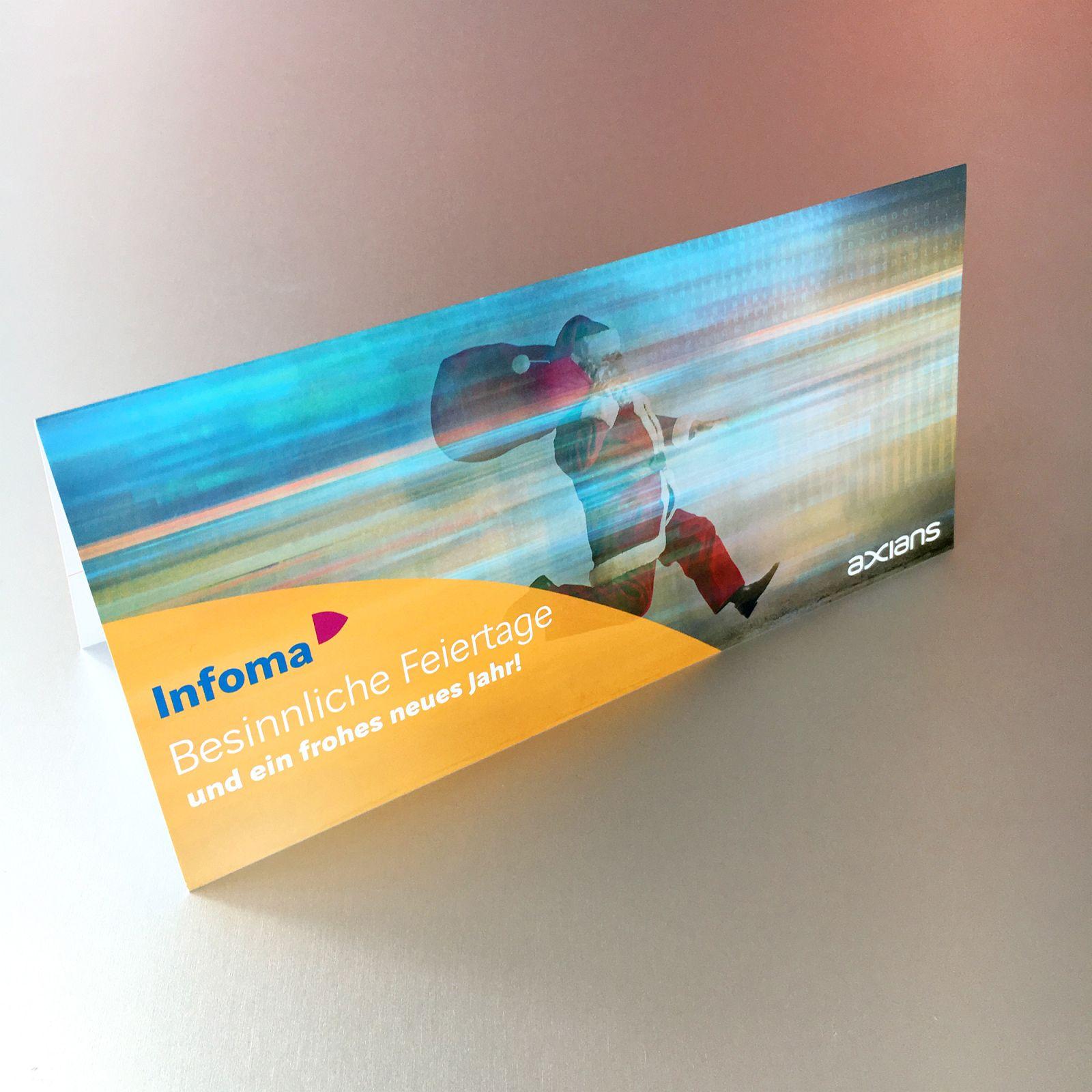 Software-Unternehmen in neuem Gewand - Aus INFOMA wird Axians Infoma GMBH Beispielbild 55_2